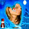 corazon de navidad